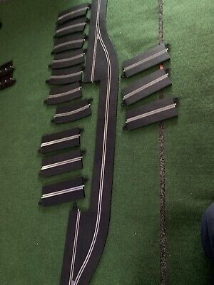 Scalextric Digital Extended Pit Line • 50£