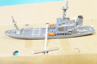 HMS Scott Polar Research Vessel. Fully Painted From Mountford 1250  Scale Metal. • 29.95£