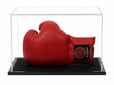 Acrylic Display Case For A Single Signed/Autographed Boxing Glove (Horizontal) • 50.98£