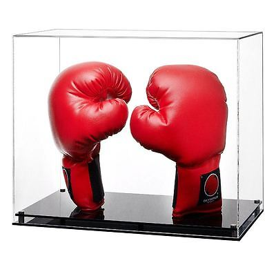 Acrylic Display Case For A Pair Of Signed/Autographed Boxing Gloves • 125.98£