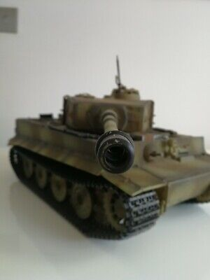 Taigen Hand Painted Tiger Rc Tank - Full Metal Upgrade  • 112.01£