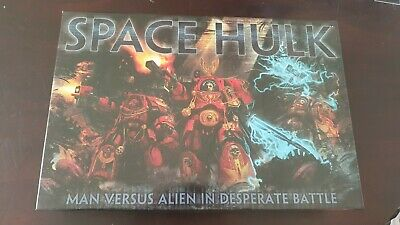 Games Workshop Space Hulk 2014 Limited Edition New Board Game • 155£