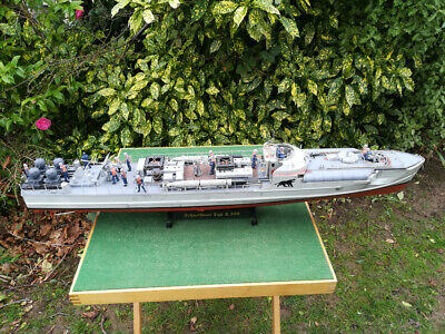 SCHNELLBOOT S100   Model Boat  For R/c    • 52£