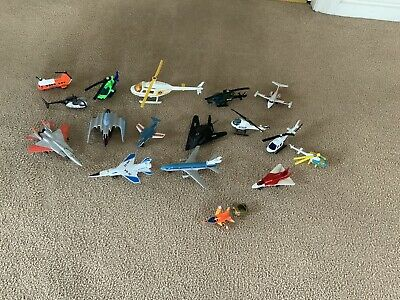 Airplane And Toy Helicopters  • 5.90£