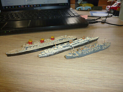 Dinky Toys Pre Wars Hips Queen Mary Europa Stratnaird • 29.99£