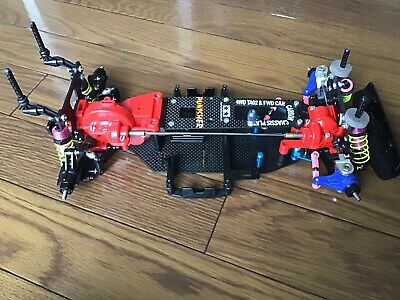 Tamiya TA02 With Carbon Chassis • 175£