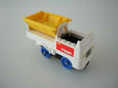 Vintage Tomy 1988 Press & Go Lorry - Very Rare • 12.99£