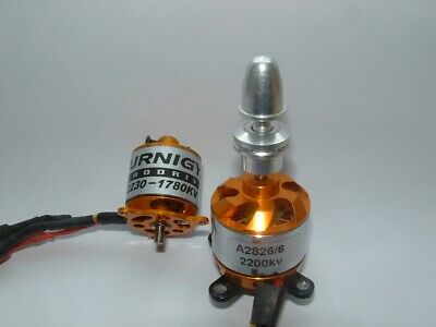 2 Turnigy Outrunner Electric Motors • 6£
