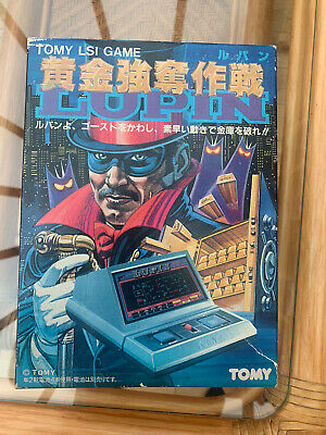 Tomy Lupin Tabletop Game - New • 95£