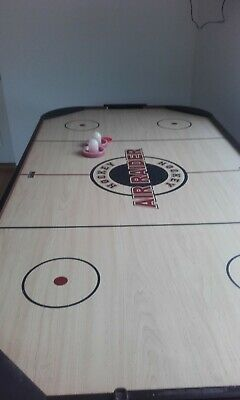 Air Hockey Table With Built In Electric Fan • 50£