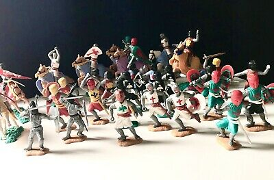 Vintage Timpo Toy Knights • 38£