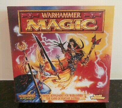 Warhammer Magic Boxed Supplement 1997 5th Edition Complete • 40£