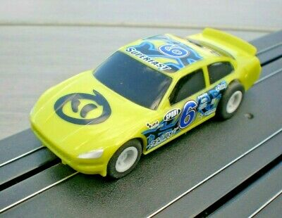 Micro Scalextric 1:64  NASCAR Superfast 6 Car • 10.99£