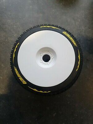 Louise 1/8 Scale Soft Buggy Wheels And Tyres • 6.99£