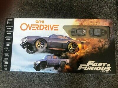 Anki Overdrive Fast And Furious Edition Used Forsale  • 30£