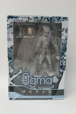 BERSERK Griffith Figma Figure New And Sealed Official • 79.99£