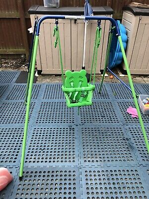 Baby Toddler Garden Swing • 20£