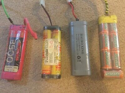 Rc Car Batterys 7.2v Nicd/mh • 8.50£