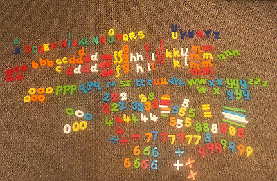 Magnetic Letters And Numbers • 3£