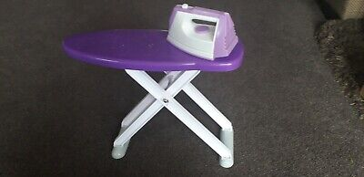Toy Ironing Board And Iron Creative Pretend Play • 1.50£
