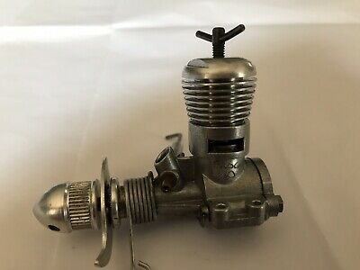 Vintage Model Aircraft Engine. Make Unknown. Condition Is Believed To Be New. • 41.05£