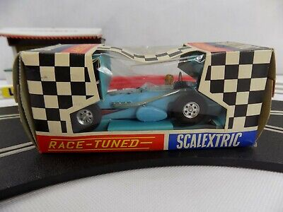 Vintage Scalextric Triang C79 OFFENHAUSER FRONT ENGINE EXCELLENT BOXED  • 70£