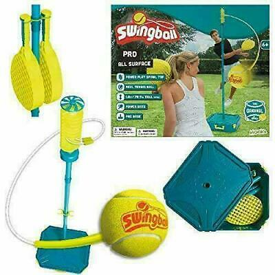✅ Classic Swingball All Surface Championship Real Tennis Ball Play Everywhere ✅ • 44.99£