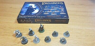 The Fellowship Of The Ring Games Workshop Minitures BOXED • 9.50£