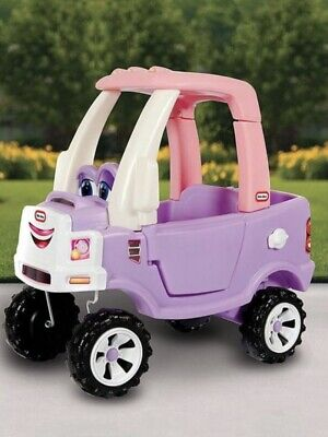 Little Tikes Princess Cozy Truck Pink • 0.99£