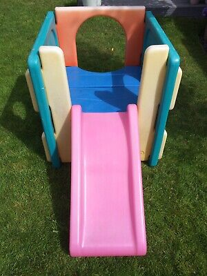 Little Tikes Cube Climbing Frame And  Slide • 25£