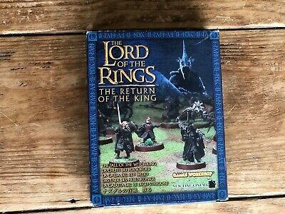Lord Of The Rings Warhammer- Boxed The Fall Of The Witch King • 15.40£
