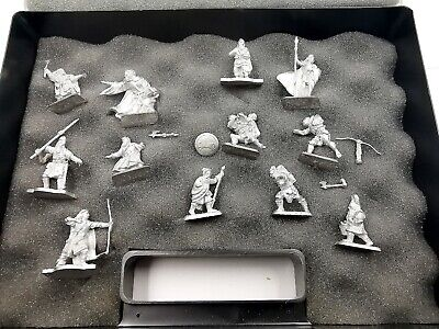 Mithril Miniatures Lord Of The Rings Set In Carry Case • 7.50£