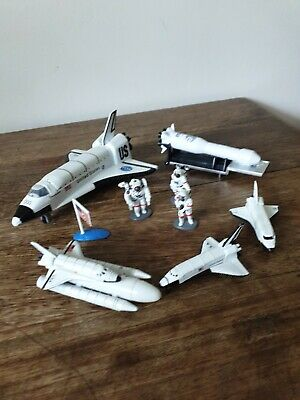 SPACE SHUTTLE NASA DISCOVERY TOY KIDS Plane Bundle  • 15£