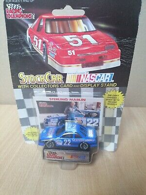Racing Champions Nascar Diecast Vehicle 1:64 Collectable Sterling Marlin • 3.99£