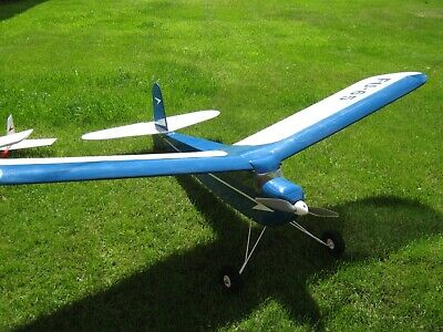 Junior 60 Electric Rc Plane Just Add Transmiter And Reciever • 75£