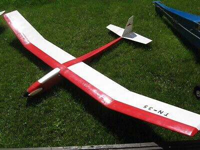 Electric Powered Glider 60  Rc Plane Just Add Transmitter  • 55£