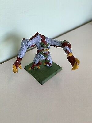 Warhammer Wood Elves Elf Treeman Treekin Tree Man Painted Blood Bowl • 7£