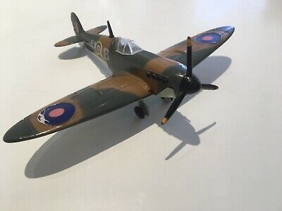 Dinky Toys 719 Ww Ii Spitfire Mk Ii Fighter Aircraft • 13.50£