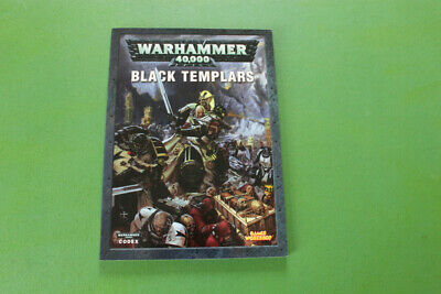 Gw 40k Black Templars Codex • 12.51£