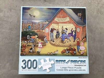 Bits And Pieces 300 Piece Puzzle.  Complete • 1.90£