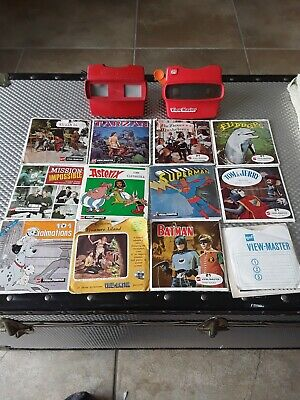 Gaf Vintage View Master And Reels  Job Lot  • 70£