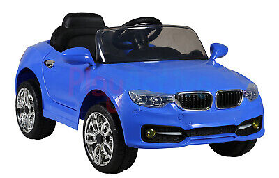 Kids Bmw Style Ride On Car Electric 12v Battery Remote Control Toy Car / Cars • 89.99£