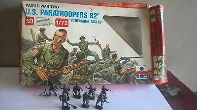 Esci 1/72 Toy Soldiers Full Box Plus 37 Extra • 5£
