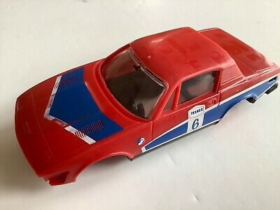 Scalextric - TR7 Shell/Chassis/Windscreen - C239 - Spares/Repair/Scrapyard • 5.90£