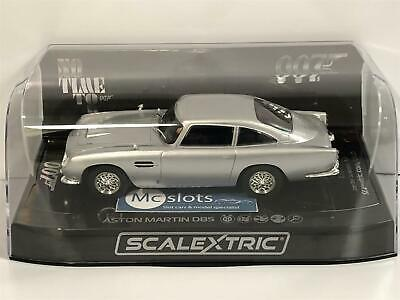 Scalextric C4202 James Bond 007 Aston Martin DB5 No Time To Die New Boxed • 49.99£