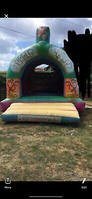 12x12 Commercial Grade Bouncy Castle With Blower. No Reserve Bid!  • 104£