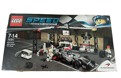LEGO Speed Champions 75911  (Rare/Retired) • 13.70£