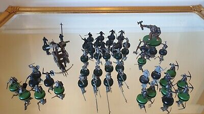 Warhammer Lord Of The Rings, LOTR Figures, Job Lot, Bundle. • 14.50£