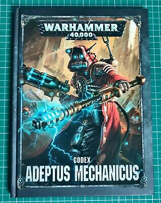 Warhammer 40k Adeptus Mechanicus Codex • 4.30£