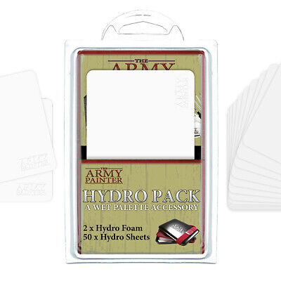 The Army Painter Miniature Wargaming Hydro Pack & Wet Palette Accessory - TL5052 • 11.60£
